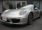 新着入庫 Porsche 911 Carrera S Type991 希少カラー